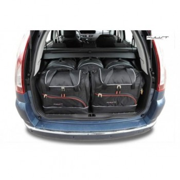 Tailored suitcase kit for Citroen C4 Grand Picasso (2006 - 2013)