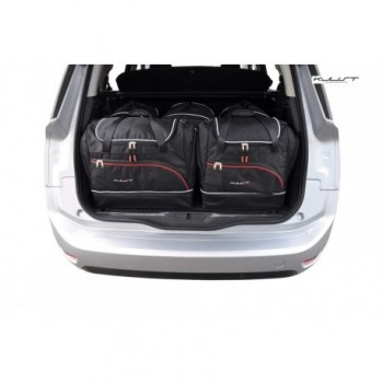 Tailored suitcase kit for Citroen C4 Grand Picasso (2013 - Current)