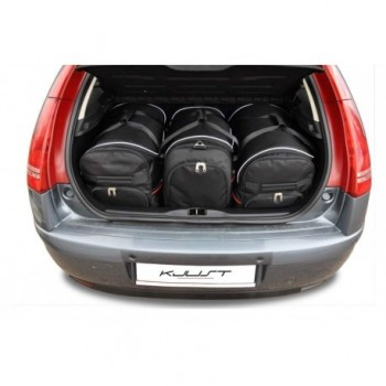 Tailored suitcase kit for Citroen C4 (2004 - 2010)