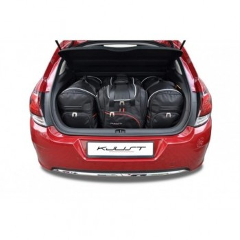 Tailored suitcase kit for Citroen C4 (2010 - Current)