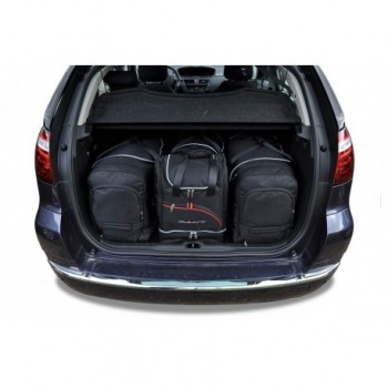 Tailored suitcase kit for Citroen C4 Picasso (2006 - 2013)