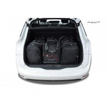 Tailored suitcase kit for Citroen C4 Picasso (2013 - Current)