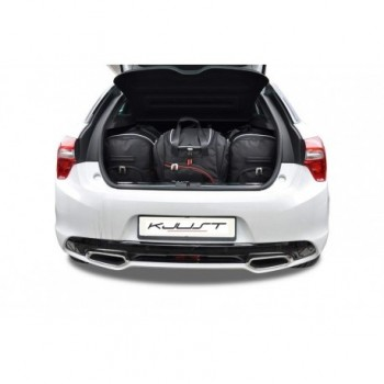 Tailored suitcase kit for Citroen DS5