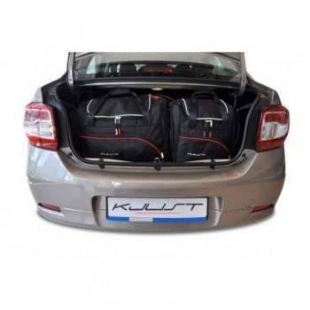 Tailored suitcase kit for Dacia Logan (2013 - 2016)