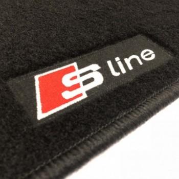 Audi A2 tailored S-Line car mats