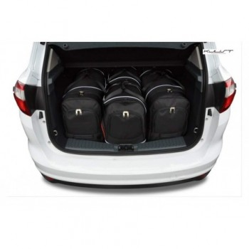Tailored suitcase kit for Ford C-MAX (2010 - 2015)