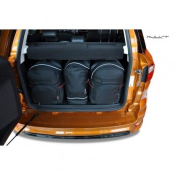 Tailored suitcase kit for Ford EcoSport (2017 - Current)