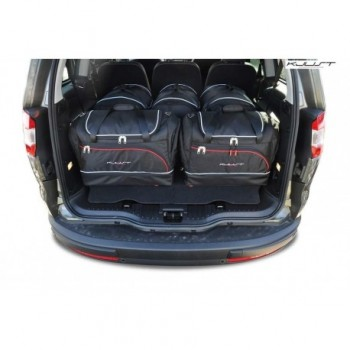 Tailored suitcase kit for Ford Galaxy 2 (2006 - 2015)