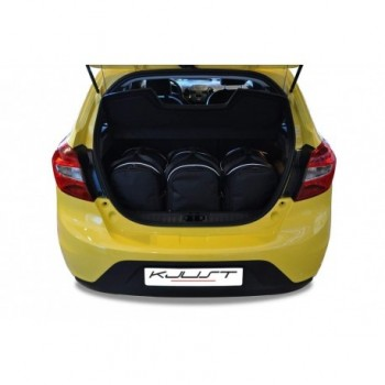Tailored suitcase kit for Ford KA+
