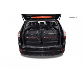 Tailored suitcase kit for Ford Mondeo MK4 touring (2007 - 2013)