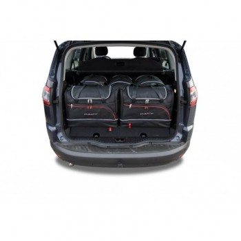 Tailored suitcase kit for Ford S-Max 7 seats (2006 - 2015)