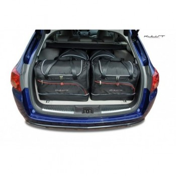 Tailored suitcase kit for Honda Accord Tourer (2008 - 2012)