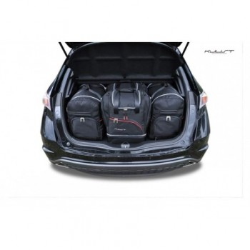 Tailored suitcase kit for Honda Civic 3/5 doors (2006 - 2012)