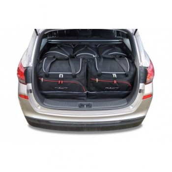 Tailored suitcase kit for Hyundai i30 touring (2017 - Current)