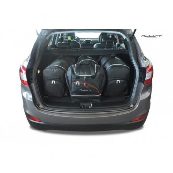 Tailored suitcase kit for Hyundai ix35 (2009-2015)