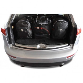 Tailored suitcase kit for Infiniti FX FX35 / FX45 (2002 - 2008)