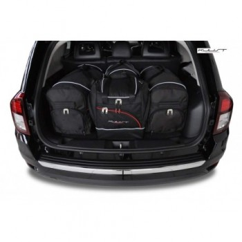 Tailored suitcase kit for Jeep Compass (2011 - 2017)