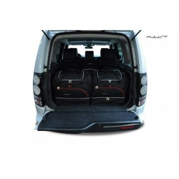 Tailored suitcase kit for Land Rover Discovery (2013 - 2017)