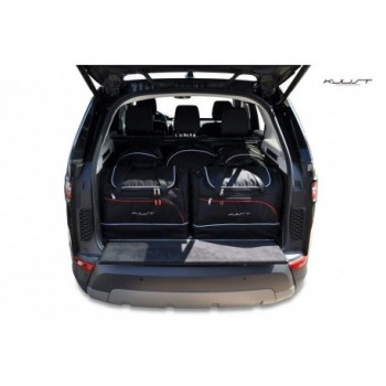 Tailored suitcase kit for Land Rover Discovery 5 seats (2017 - Current)