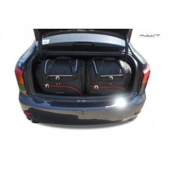 Tailored suitcase kit for Lexus IS (2005 - 2013)