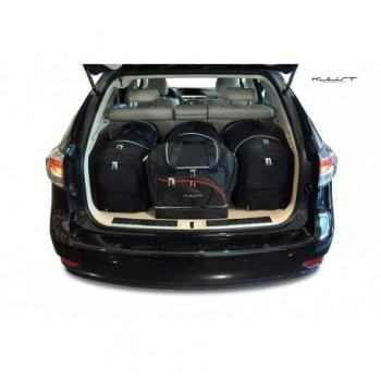 Tailored suitcase kit for Lexus RX (2009 - 2016)