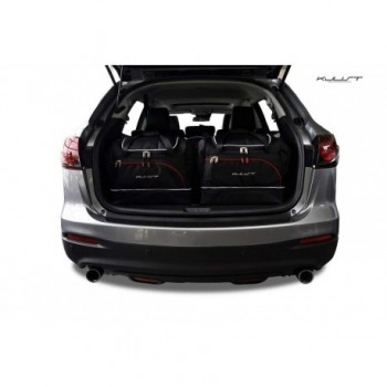 Tailored suitcase kit for Mazda CX-9