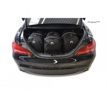 Tailored suitcase kit for Mercedes CLA C117 Coupé (2013 - 2018)
