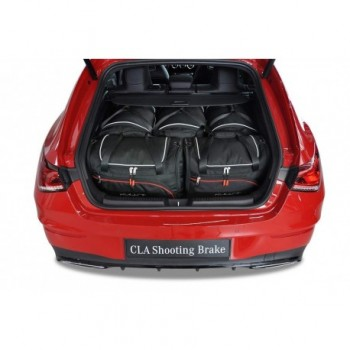 Tailored suitcase kit for Mercedes CLA X118 (2019 - Current)