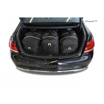 Tailored suitcase kit for Mercedes E-Class C207 Restyling Coupé (2013 - 2017)