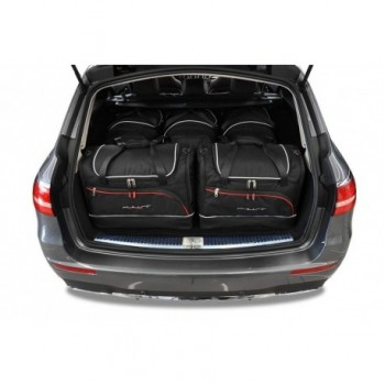 Tailored suitcase kit for Mercedes E-Class S213 touring (2016 - Current)