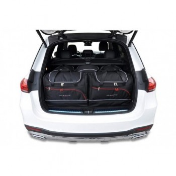 Tailored suitcase kit for Mercedes GLE V167 (2019 - Current)