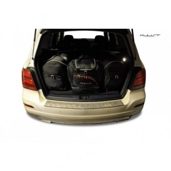 Tailored suitcase kit for Mercedes GLK