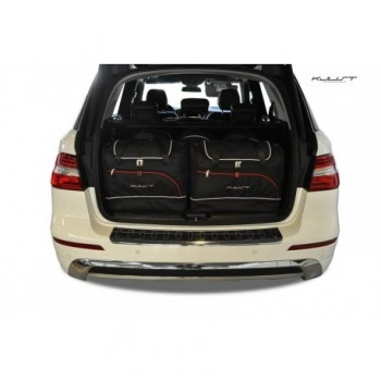 Tailored suitcase kit for Mercedes M-Class W166 (2011 - 2015)