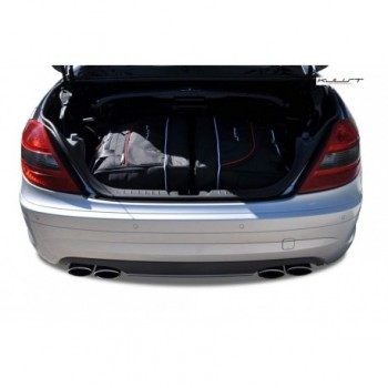 Tailored suitcase kit for Mercedes SLK R171 (2004 - 2011)