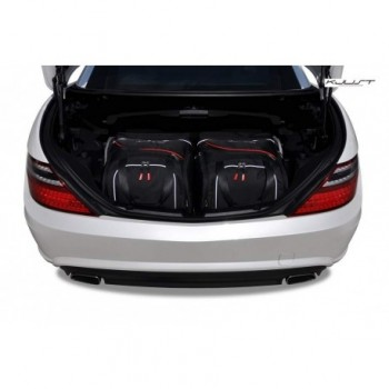 Tailored suitcase kit for Mercedes SLK R172 (2011 - Current)