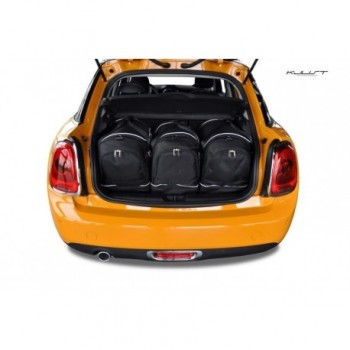 Tailored suitcase kit for Mini Cooper / One F56 3 doors (2014 - Current)