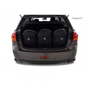 Tailored suitcase kit for Mitsubishi ASX (2010 - 2016)