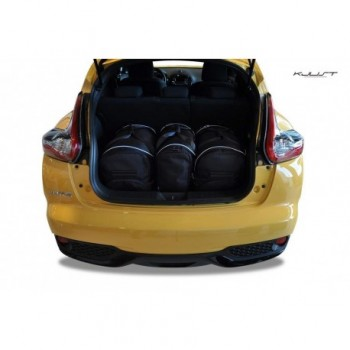 Tailored suitcase kit for Nissan Juke (2010 - 2019) (2010 - 2019) (2010 - 2019)