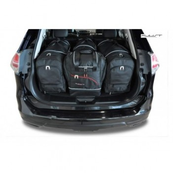Tailored suitcase kit for Nissan X-Trail (2014 - 2017)