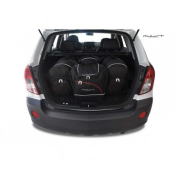 Tailored suitcase kit for Opel Antara