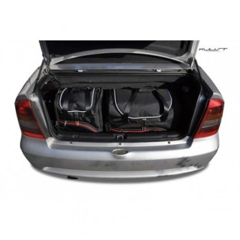 Tailored suitcase kit for Opel Astra G Cabriolet (2000 - 2006)