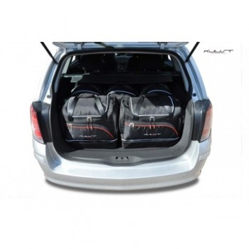 Tailored suitcase kit for Opel Astra H touring (2004 - 2009)