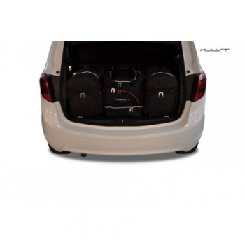 Tailored suitcase kit for Opel Meriva B (2010 - 2017)