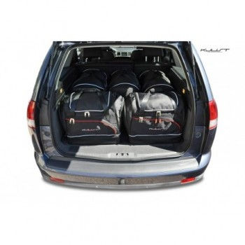 Tailored suitcase kit for Opel Vectra C Ranchera (2002 - 2008)