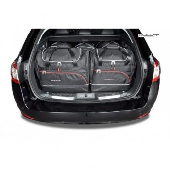 Tailored suitcase kit for Peugeot 508 Ranchera (2010 - 2018)
