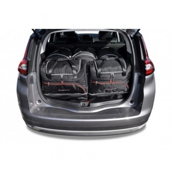 Tailored suitcase kit for Renault Grand Scenic (2016-Current)