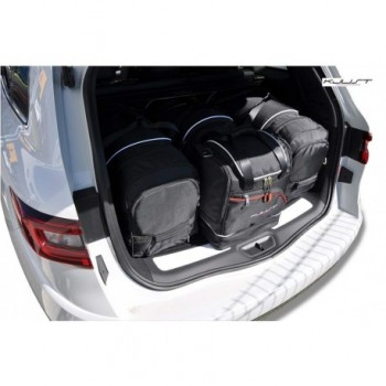 Tailored suitcase kit for Renault Koleos (2017 - Current)