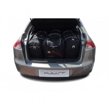 Tailored suitcase kit for Renault Laguna 5 doors (2008 - 2015)