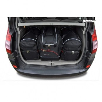 Tailored suitcase kit for Renault Scenic (2003 - 2009)
