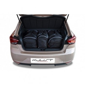Tailored suitcase kit for Seat Ibiza 6F (2017 - Current)